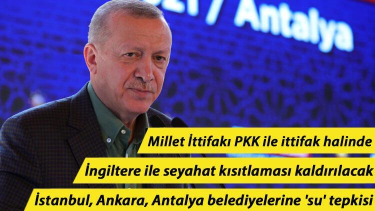 Son dakika: Cumhurbaşkanı Erdoğan'dan İzmir'deki saldırıya ilişkin ilk açıklama