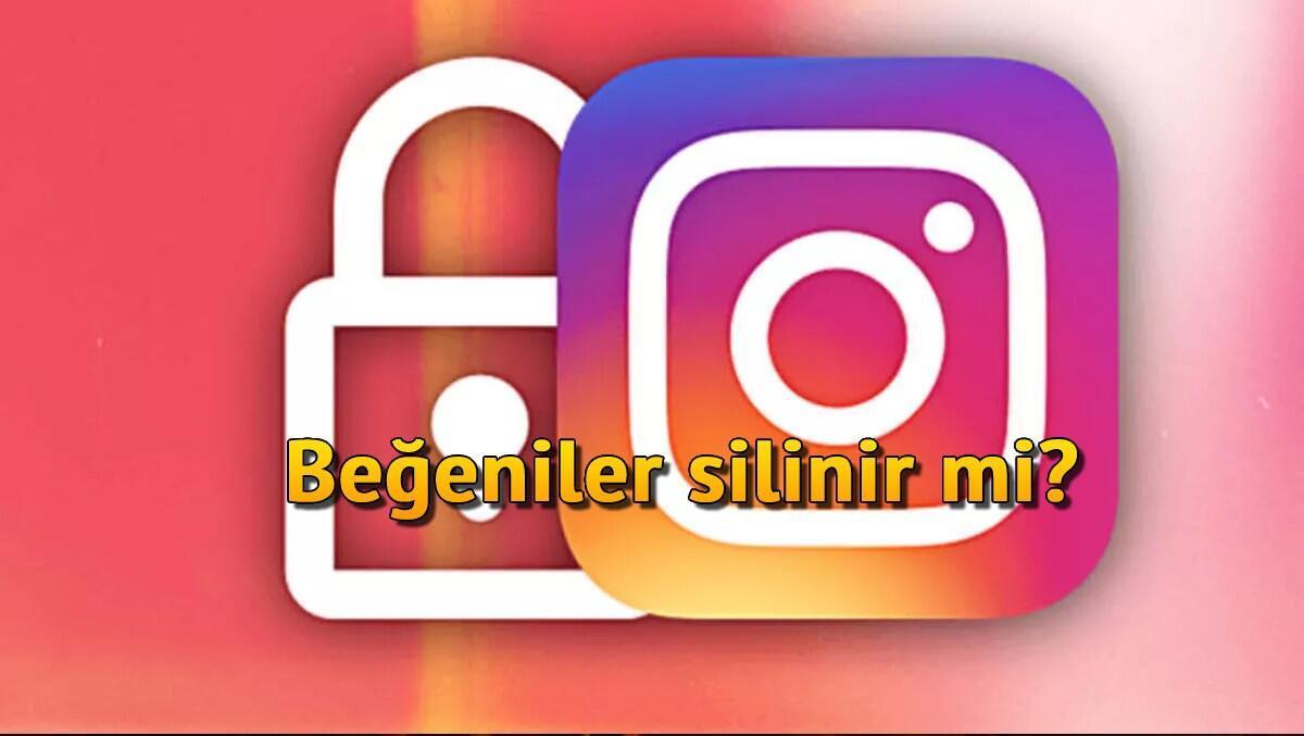 Geçiçi dondurulan Instagram hesabındaki fotoğraflar, mesajlar ve beğeniler silinir mi?