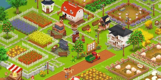 Hayday indir - Hayday nasıl indirilir? Android ve IOS için ücretsiz son sürüm çiftlik kurma oyunu