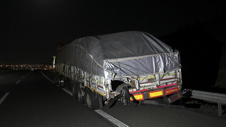 Ankarada dehşete düşüren kaza