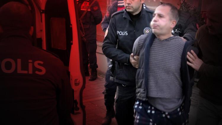 Son dakika: 'Koronalıyım' diyerek polise tükürmüştü! Emekli astsubay hakkında flaş gelişme