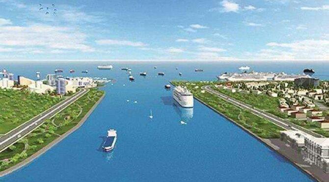 Halkın % 51'i Kanal İstanbul için 'Bu bir rant projesi' dedi