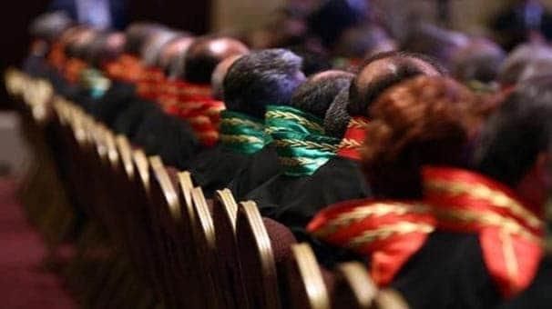 5 üyenin Yargıtay'daki yeni görev yerleri belli oldu | SON TV