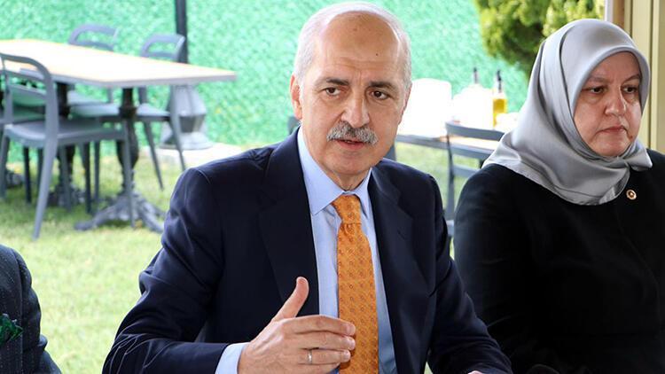 AK Parti Genel Başkan Vekili Kurtulmuş: Türkiye'siz NATO'nun düşünülmesi mümkün değil