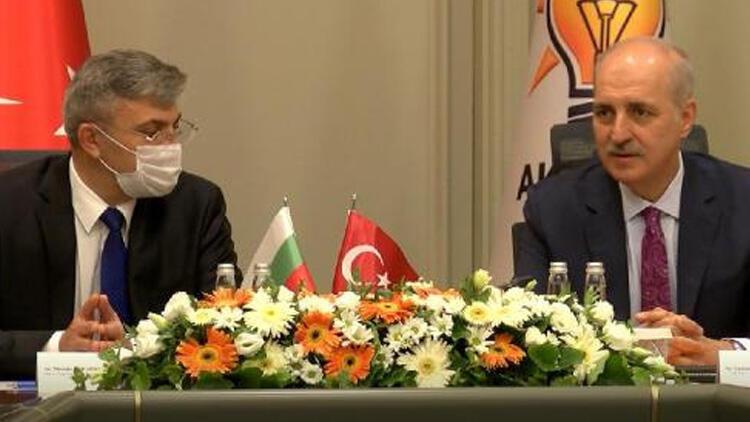 AK Parti'li Kurtulmuş: Bulgaristan Türkleri, ilişkilerimizi sağlamlaştıran çimento