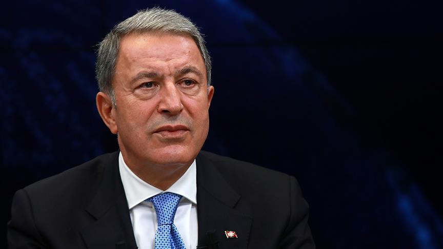 Bakan Akar'dan Tacikistan ile 'işbirliğini derinleştirme' mesajı