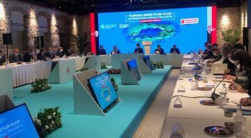 Marmara Denizi Koruma Eylem Planı Koordinasyon Kurulu toplantısı başladı