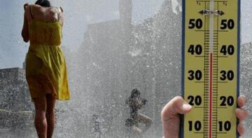 Kanada'da son 84 yılın sıcaklık rekoru kırıldı