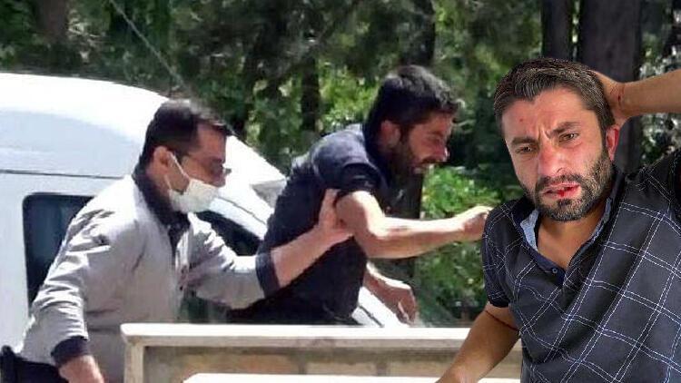 DHA muhabiri Ahmet Atmaca'ya saldırı