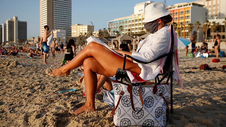 Delta varyantı sonrası yeniden maske! Toplumsal bağışıklık kazanılan İsrail'de neler oluyor?