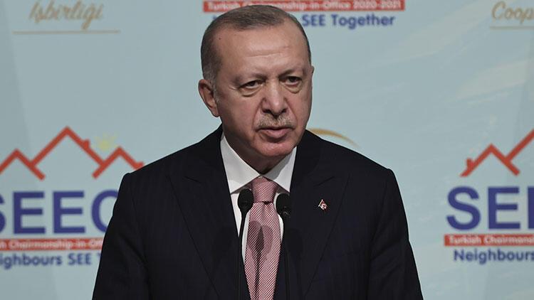Erdoğan: AB'ye tam üyelik artık neticelensin