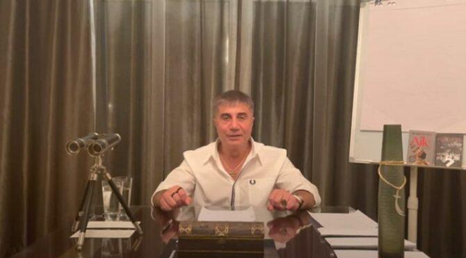 Esat Toklu'dan Sedat Peker hakkında suç duyurusu