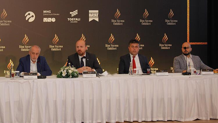'İlim Yayma Ödülleri, Türkiye'deki bilimsel çalışmalara rol model olacak'