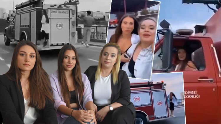 İzmir'deki skandal görüntüler tepki çekmişti! İlk kez konuştular