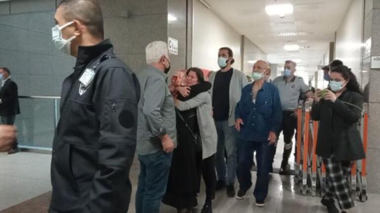 Kaptan Bora Ekşi cinayetinde karar Gözyaşlarına boğuldular: Gözleri cehennemin olsun