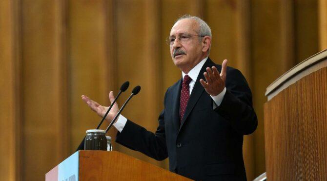 Kılıçdaroğlu'ndan Erdoğan'a: Devleti soyanlardan rahatsız olmuyorsun ama müzikten rahatsız oluyorsun