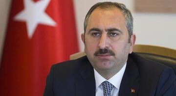 Adalet Bakanı Abdulhamit Gül, Geri sayım başladı mesajıyla duyurdu