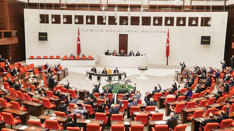 Meclis müsilaj için tek ses
