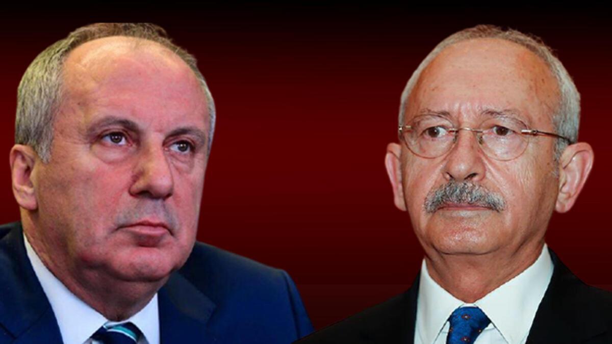 Muharrem İnce'den Kılıçdaroğlu'na 'televizyona çıkma' teklifi