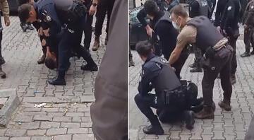 İstanbulda bir ilçenin kâbusu oldu Hırsızlık yapmadan önce bir keyif yapıyor
