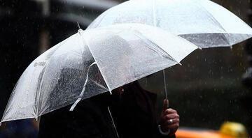 6 il için Meteorolojiden sağanak yağış uyarısı