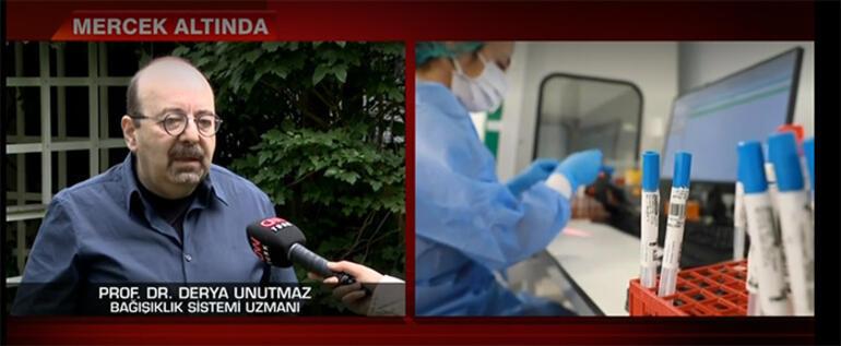 Son dakika haberi... Bu iddia çok konuşulmuştu.. Prof. Dr. Unutmaz yanıtladı Korona aşısı kısırlık mı yapıyor