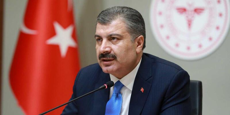Son dakika haberi: Sağlık Bakanı Koca'dan önemli açıklamalar