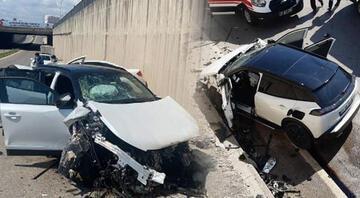 Hatayda katliam gibi kaza 4 kişi hayatını kaybetti, 3 yaralı