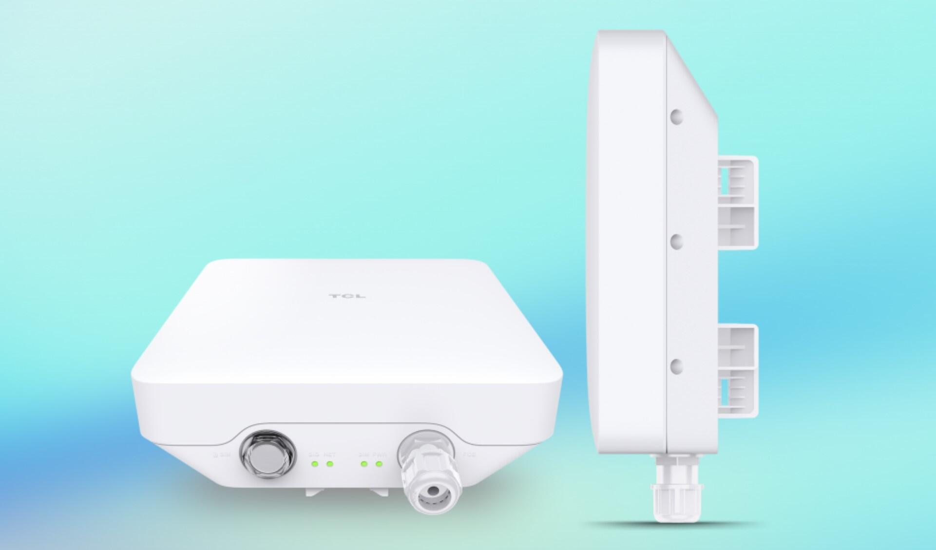 TCL, evde internet hızını artıran yeni 5G CPE'yi tanıttı