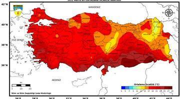Yağışlar yüzde 66 azaldı olağanüstü kuraklık uyarısı
