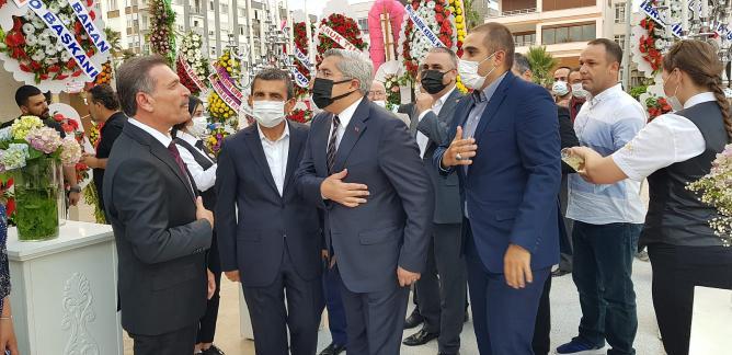 Yargıtay üyesi Mehmet Durgun'un mutlu günü | SON TV