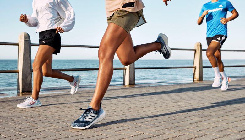 adidas'tan anlamlı kampanya: Koşuya katıl, plastik atığa dur de