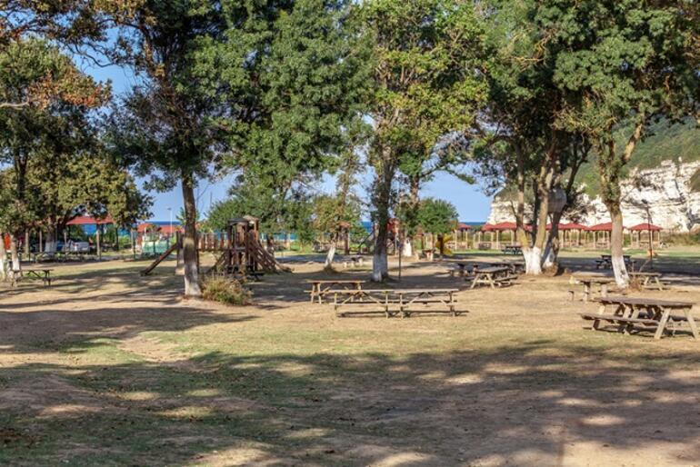 Denize de girilebilen en güzel piknik alanları... 4 bölge, 10 şehir ve 15 piknik yeri...