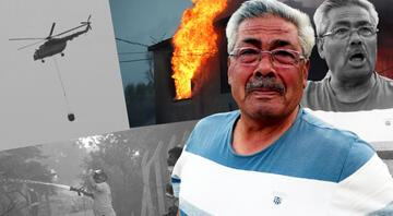 Bir acı tablo daha... Bu görüntüler de Adana Kozandaki yangından