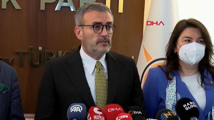 Son dakika: AK Parti Grup Başkan Vekili Mahir Ünal'dan Hayvanları Koruma Kanunu açıklaması