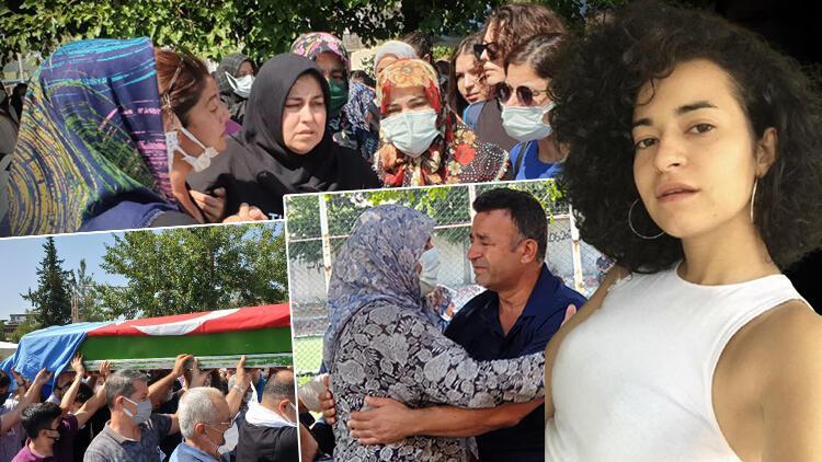 Azra Gülendam Haytaoğlu'na acı veda... Babadan yürek yakan sözler