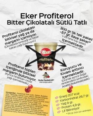 Eker Profiterol - Gıda Dedektifi