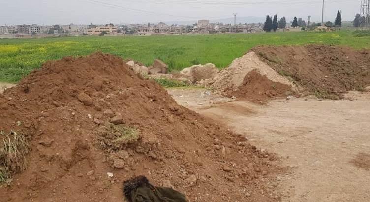 YPG ve rejim güçleri arasında Çatışma