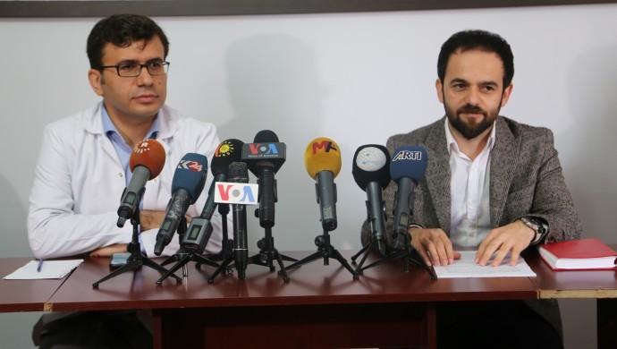 Diyarbakır Sağlık Platformu'ndan flaş açıklama: 300 kişi..