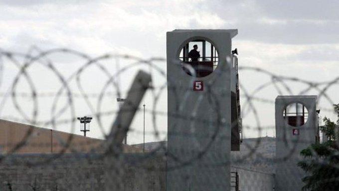 Edirne F Tipi Kapalı Cezaevi'nden Acı haber