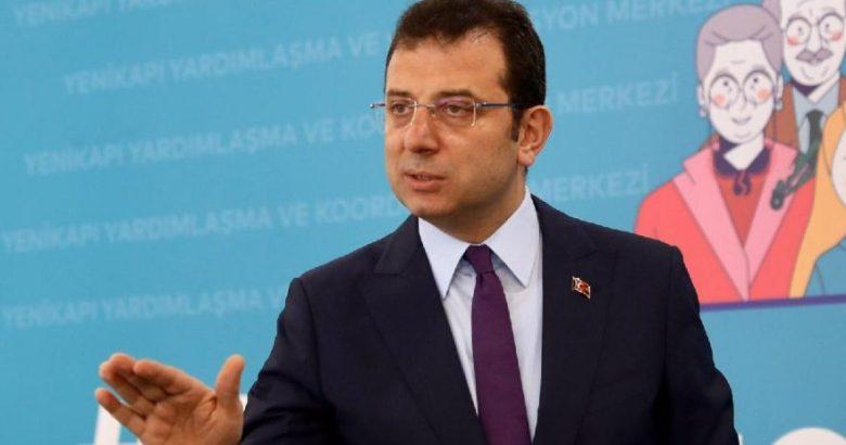Ekrem İmamoğlu'ndan, Erdoğan'a 'Kanal İstanbul' yanıtı