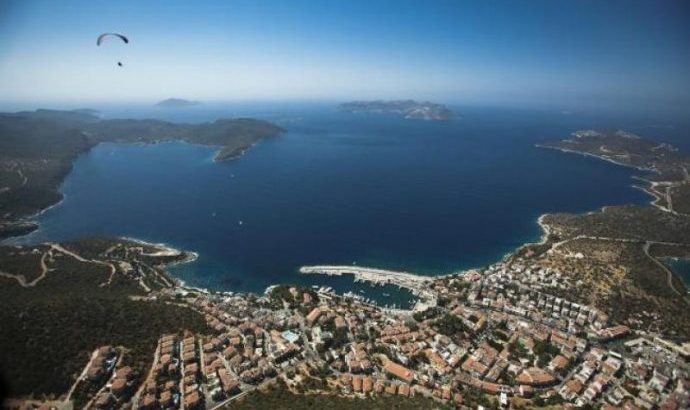 Türkiye de koronavirüsün görülmediği tek ilçe