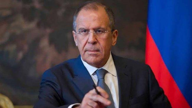 Lavrov: ABD, Kürtleri diyalog kurmaktan vazgeçirtiyor