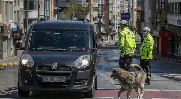 İstanbul'da Sokağa çıkma Denetimlerin'de kesilen cezaların rakamı dudak uçuklattı!