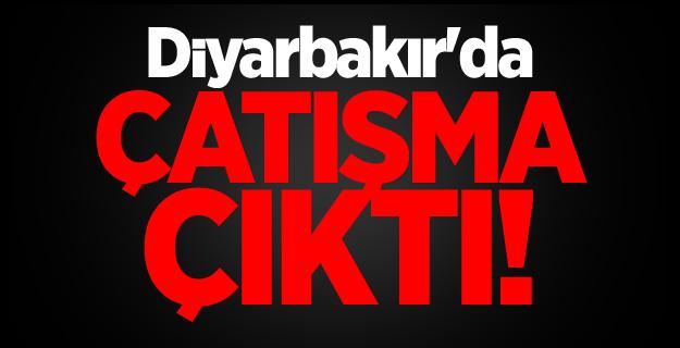 Diyarbakır'da Ortalık karıştı: 12 yaralı