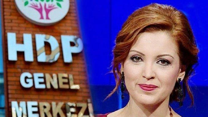 Nagehan Alçı'dan HDP sorusu: Bu parti illegal bir örgütse neden açık?