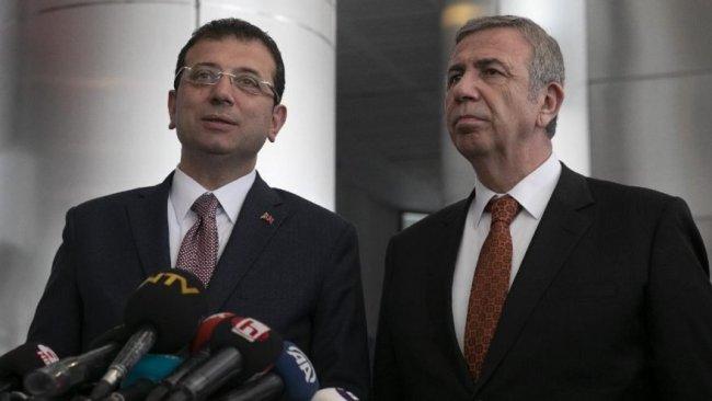 CHP'nin kazandığı 11 büyükşehirde son anket: o isim zirvede
