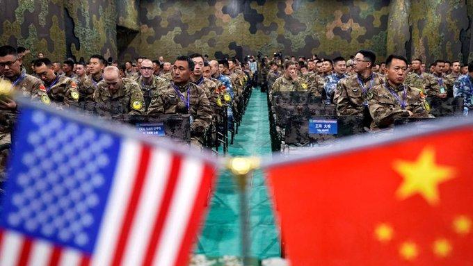 Çin'den bomba açıklama savaş dahil en kötü senaryoya hazır olun