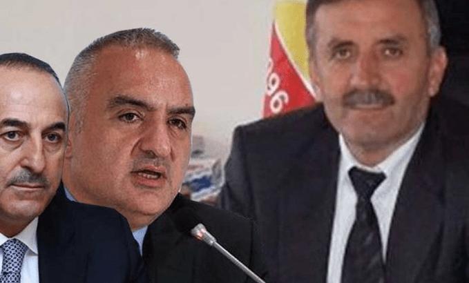 AKP'li başkandan 'rüşvet' iması: Bakan Ersoy'a 'Yazıklar olsun' deyip toplantıyı terk etti