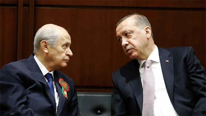 Erdoğan'ın yeni Anayasa çıkışına Bahçeli'den ilk tepki